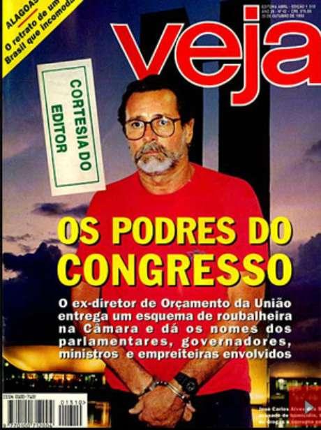 José Carlos Alves dos Santos foi o delator do maior esquema de corrupção até então no País