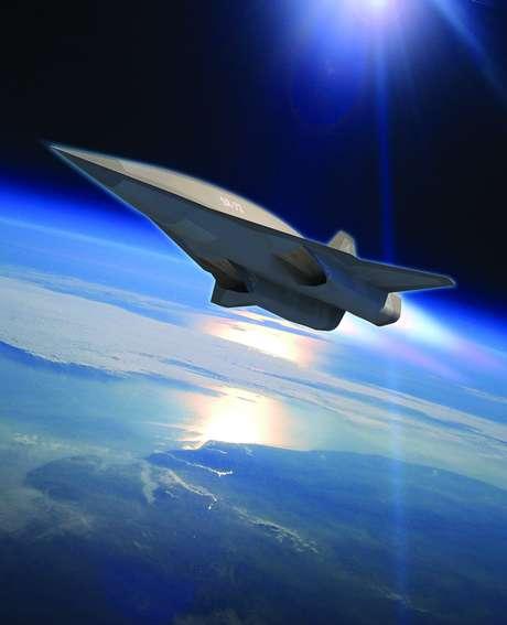 Força aérea dos EUA planeja avião 6 vezes mais rápido que som
