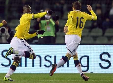 <p>La Selección Colombia enfrenta a Holanda en amistoso</p>