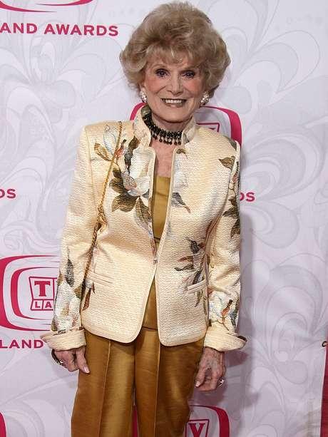<p>Shirley Mitchell fue una estrella muy activa de la televisión.</p>
