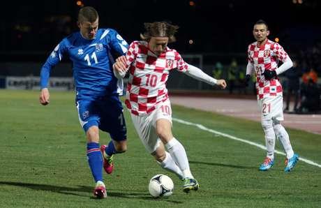 Islândia quer surpreender e conseguir classificação para a Copa
