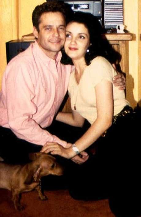 <p>Alexis Ayala y Karla Álvarez se casaron en 1994, su matrimonio duró poco menos de dos años.</p>