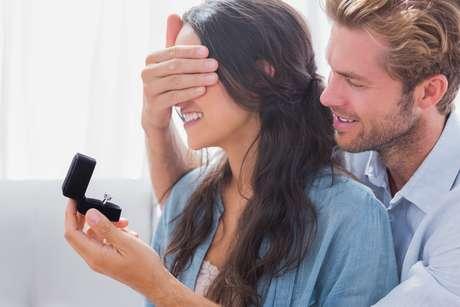 <p>Maioria das mulheres disse que pedido deve ser surpresa e feitoem lugar privado</p>