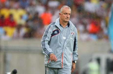Dorival Junior comanda Fluminense no Maracanã