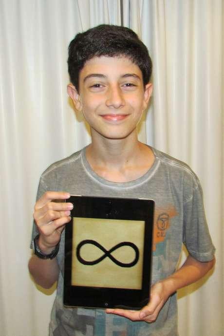 Natan lançou seu segundo aplicativo com apenas 13 anos