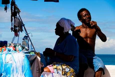 <p>Internauta homenageia o Dia da Consciência Negra com foto registrada em Salvador, Bahia</p>