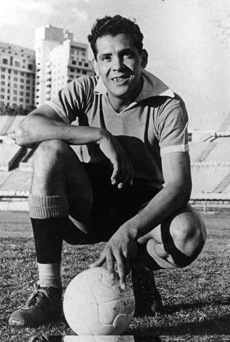 Obdulio Varela era o capitão do Uruguai de 1950