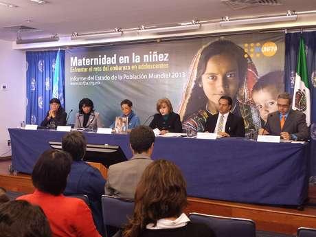 El embarazo en niñas y adolescentes duplica la mortalidad en los países en desarrollo y está asociado a factores como la pobreza, la exclusión, la desigualdad y la discriminación.