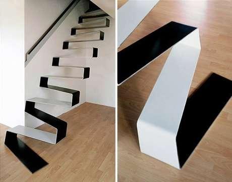 Dise o de interiores escaleras de dise os hermosos for Formas de escaleras