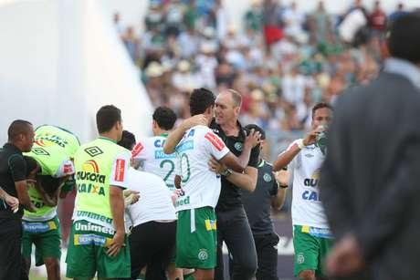 Chapecoense venceu Icasa fora de casa