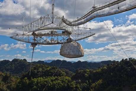 Telescópio instalado na cidade de Arecibo foi usado durante as filmagens de 007 contra GoldenEye, de 1995