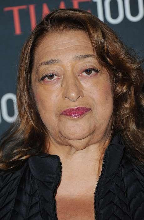 <p>Zaha Hadid se irritou ao ver seu projeto ridicularizado na internet</p>