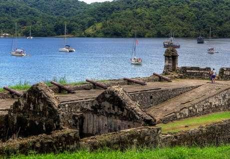 Construído em 1597, o Forte de San Lorenzo é uma das mais antigas edificações militares espanholas nas Américas