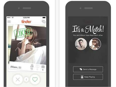 <p>Tinder permite conocer a nuevas personas con el fin de encontrar pareja.</p>