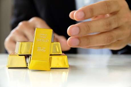 Barra de ouro de R$ 92 tem o tamanho de uma foto 3x4