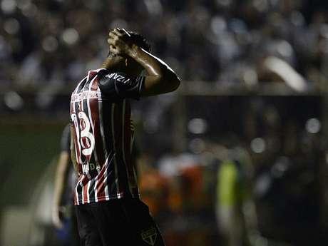 <p>São Paulo não conseguiu reverter grande vantagem da equipe do interior</p>