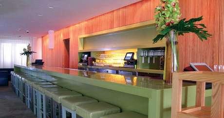 Muitos restaurantes de Miami pertencem a celebridades. Um deles é o Nobu, que serve pratos japoneses