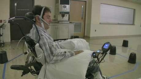 Em média, as pessoas tetraplégicas conseguiam desempenhar tarefas até três vezes mais rápido e com o mesmo nível de precisão, em comparação com outras tecnologias disponíveis hoje