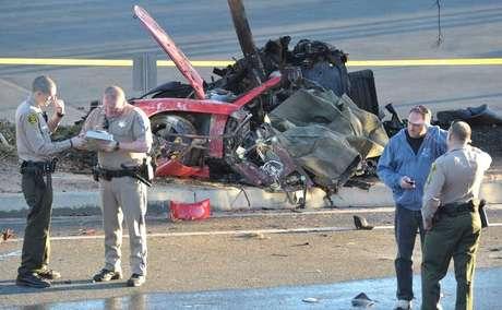 <p>El accidente se presentó en Santa Clarita, al norte de Los Ángeles hacia las 3:30pm, hora local.</p>