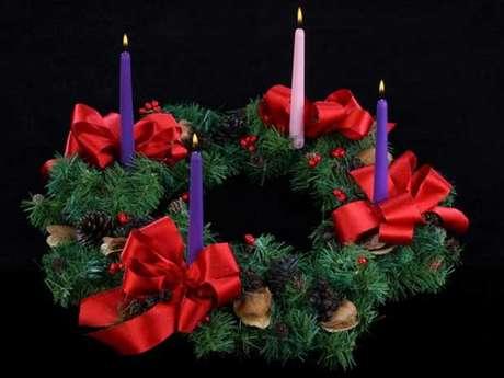 Corona de adviento su importancia y significado en la navidad - Velas adviento ...