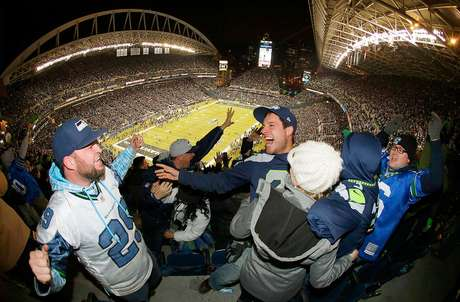 <p>Seattle fans are looking to maintain their dominance in the '12th Man'.</p>
