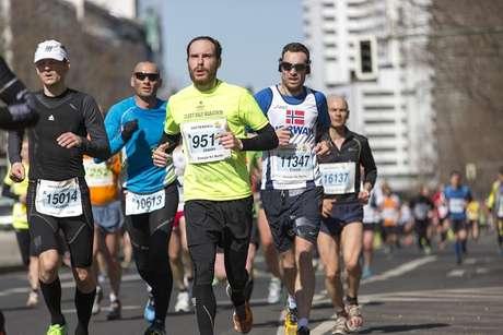 Maratonistas profissionais e amadores viajam o mundo para disputar corridas famosas, como as de Londres, Nova York, Berlim, Chicago, Boston e Tóquio
