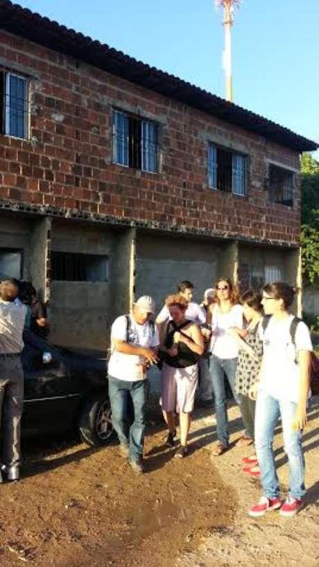 Relatora da ONU visitou o Loteamento São Francisco na última sexta-feira