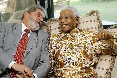 O ex-presidente brasileiro afirmou que, apesar de passar 27 anos preso, Mandela não carregou consigo qualquer ressentimento