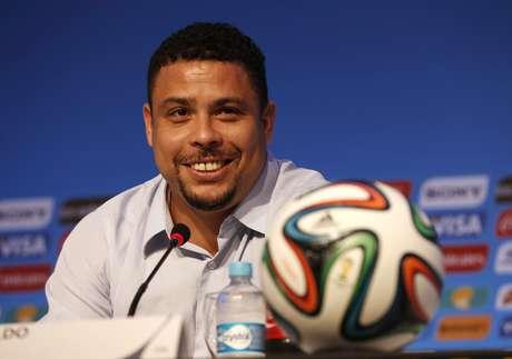 Ronaldo minimiza possibilidade de atrasos na entrega de estádios