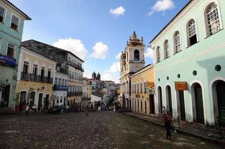 <p>Salvador é uma das capitais mais vibrantes e fascinantes do Brasil</p>
