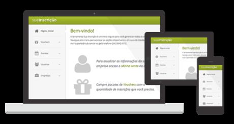 <p>Ferramenta permite criar uma página personalizada para o evento e acompanhar o andamento das inscrições</p>