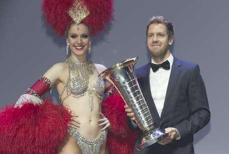 <p>Vettel é o dominador de títulos da Fórmula 1 na atualidade</p>
