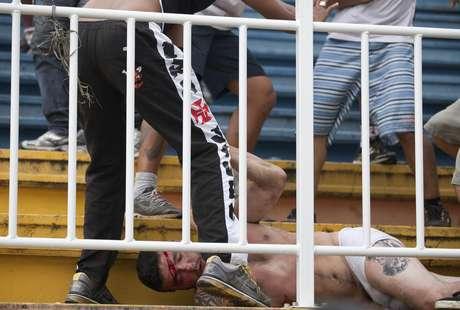 <p>Confusão na Arena Joinville continuará a render em tribunais</p>