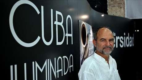 Cuba Iluminada, rostros de la cultura cubana en el lente de Héctor Garrido