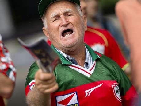 <p>Decisão do STJD que rebaixou a Portuguesa enfureceu os torcedores lusitanos</p>