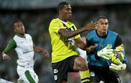 <p>Atlético Nacional ya piensa en refuerzos para 2014</p>