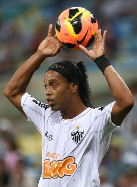 Ronaldinho podría llegar al Atlas de Guadalajara para el Clausura 2014.