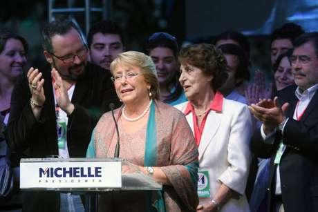 <p>La presidenta electa Michelle Bachelet.</p>