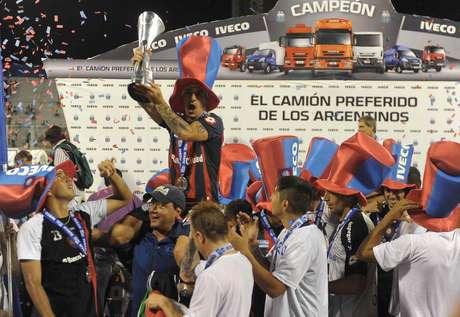 <p>San Lorenzo, campeón del Inicial 2013</p>