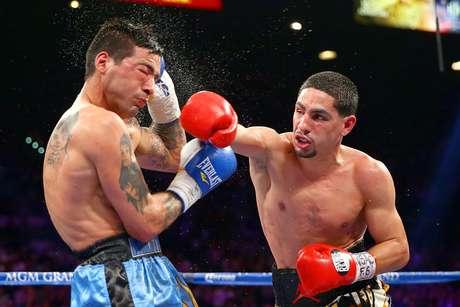 <p>Danny García (derecha) peleará por primera vez en Puerto Rico.</p>