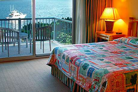 Hotel no estado de Washington tem diárias a partir de R$ 230