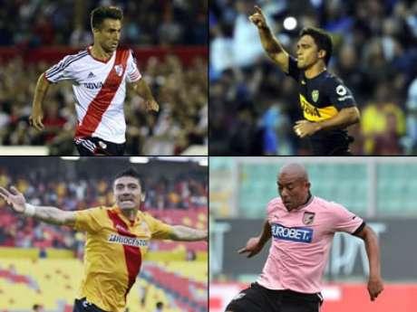 Los nombres que maneja Colo Colo para el 2014.