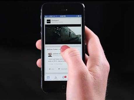 Vídeos passam a ser reproduzidos automaticamente no feed de notícias