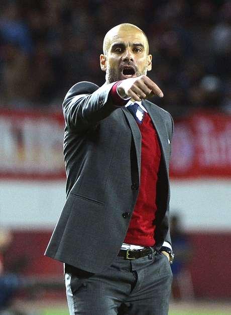 <p>Guardiola pode quebrar recordes no Bayern de Munique</p>