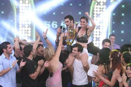 <p>Carolina Cano fue la favorita enla final de 'Reyes del Show'.</p>
