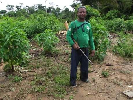 Antônio Bandeiras Farias deixou Rio Branco há três anos e tenta se estabelecer no Capatará