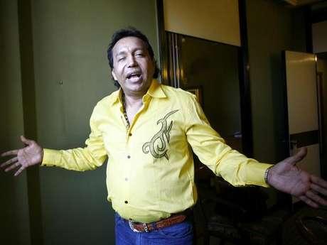 <p>Diomedes Díaz murió a los 56 años de edad.</p>