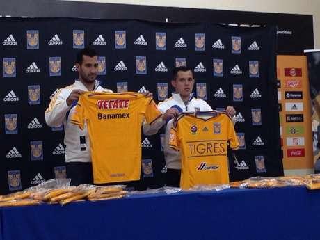El uniforme destaca el color amarillo tradicional de los Tigres