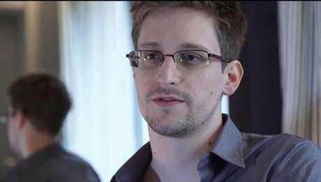 <p>Edward Snowden participou do evento via Google Hangout em um lugar secreto na Rússia</p>
