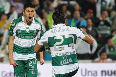 Santos protagonizará el duelo más atractivo del viernes, recibiendo a Chivas.